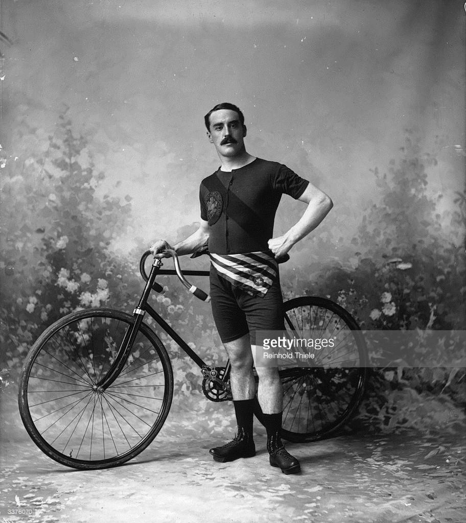 Bob Mair's Bike