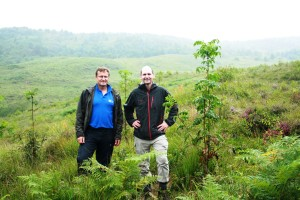 The RSPB's Fraser and Dave were very helpful - thanks!